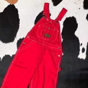60's Vintage Washington Dee Cee Work Overall